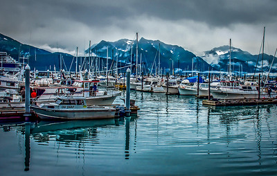 Evening in Seward