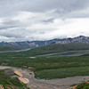 Denali really has some beautiful scenery. This is taken from the bus tour stop at one of the passes.