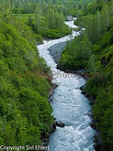 Alaska Railroad Alaska 2011-7740