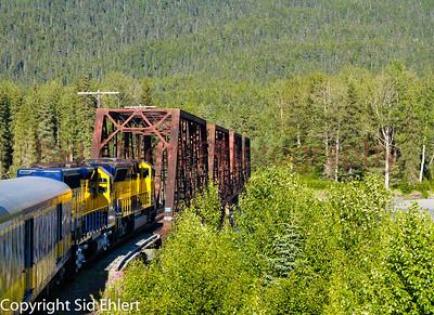 Alaska Railroad Alaska 2011-7573
