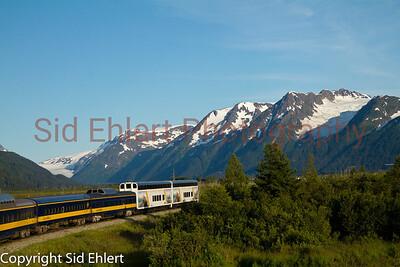 Alaska Railroad Alaska 2011-7822