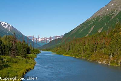 Alaska Railroad Alaska 2011-7610
