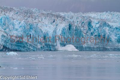 Hubbard Glacier AK 2011-2003