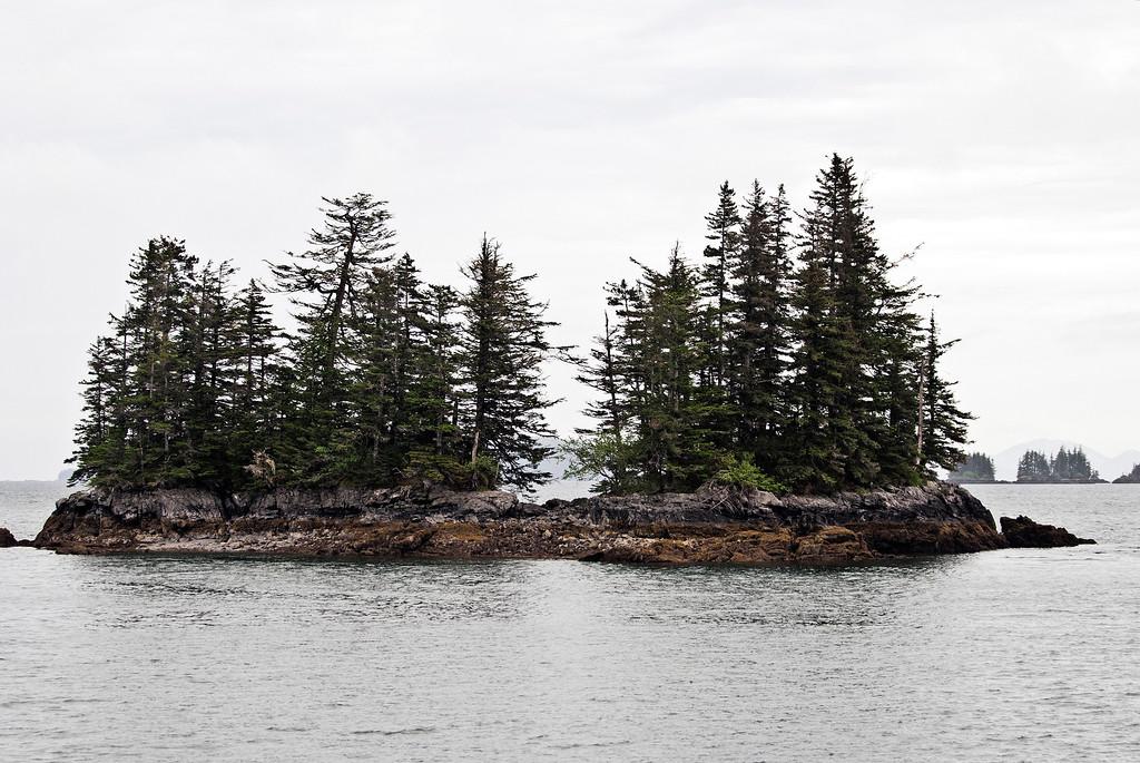 Island in Prince William Sound