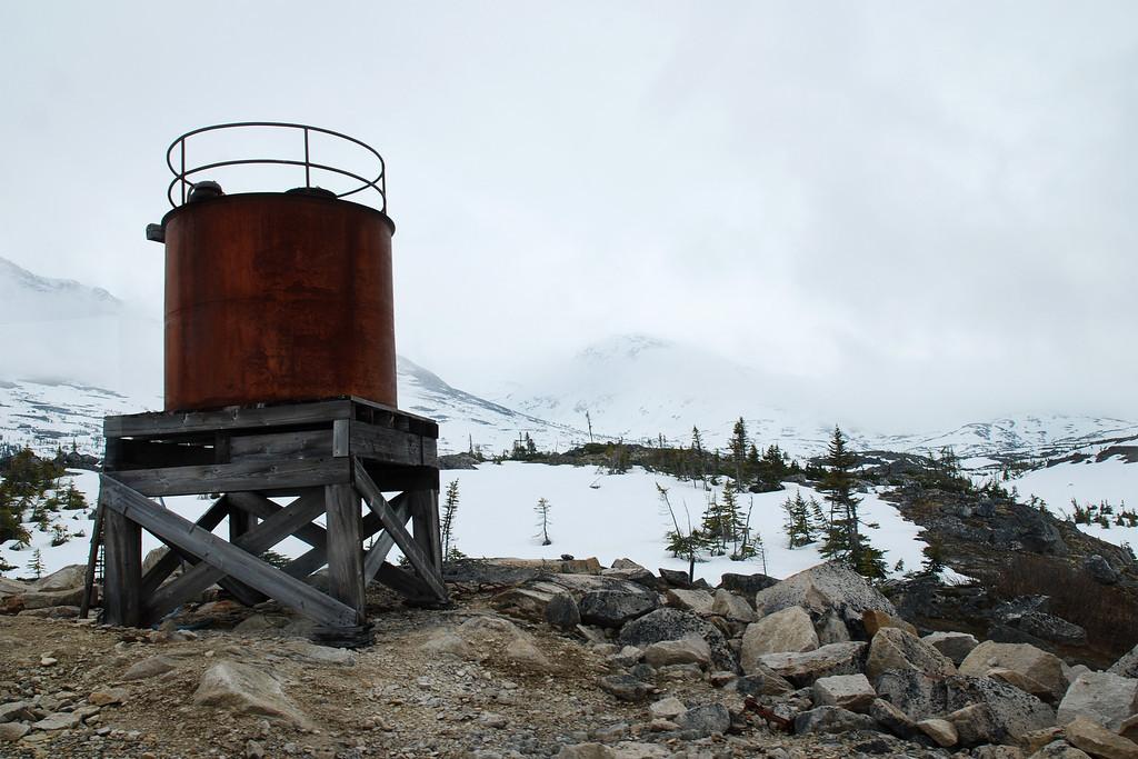 Along the Yukon Pass