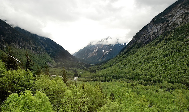 Alaskan countryside