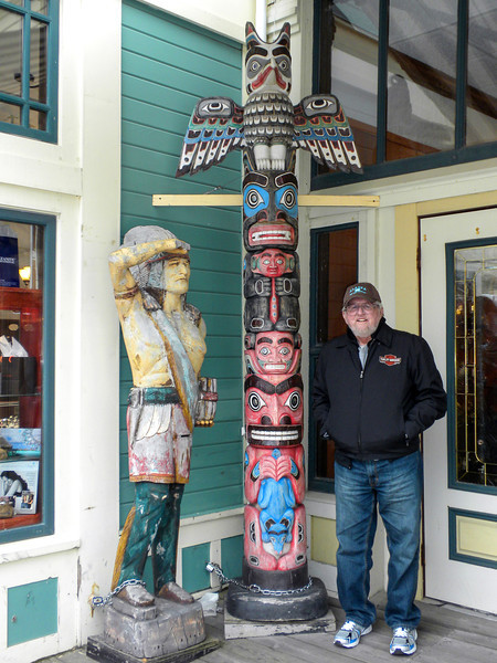 Sightseeing in Skagway