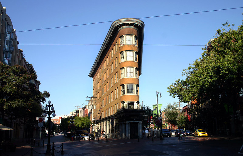 001 Gastown-Vancouver