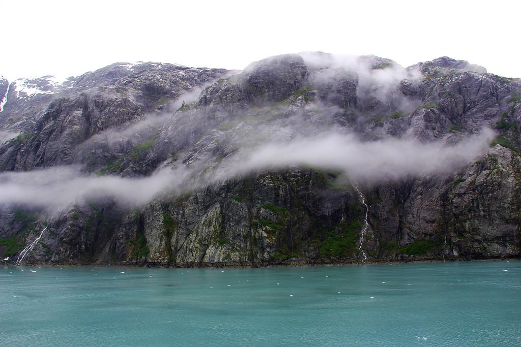 Misty Fjords - Glacier Bay National Park - Alaska