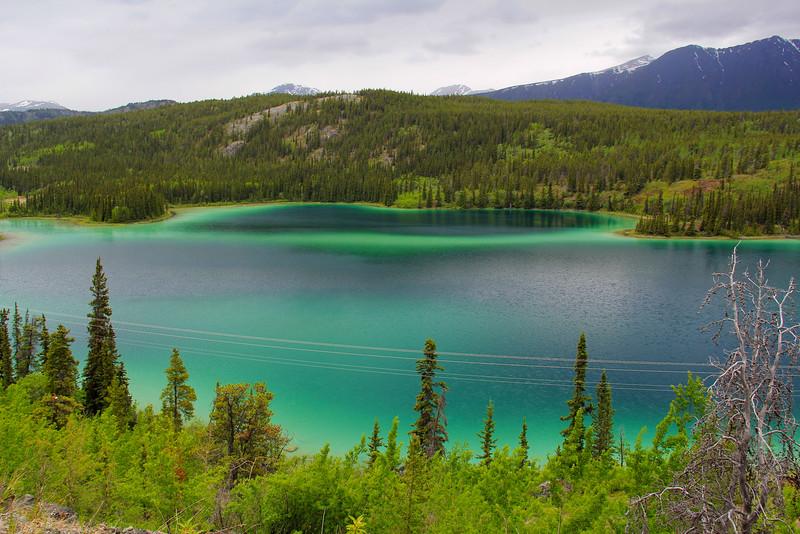 Emerald Lake - Yukon, Canada