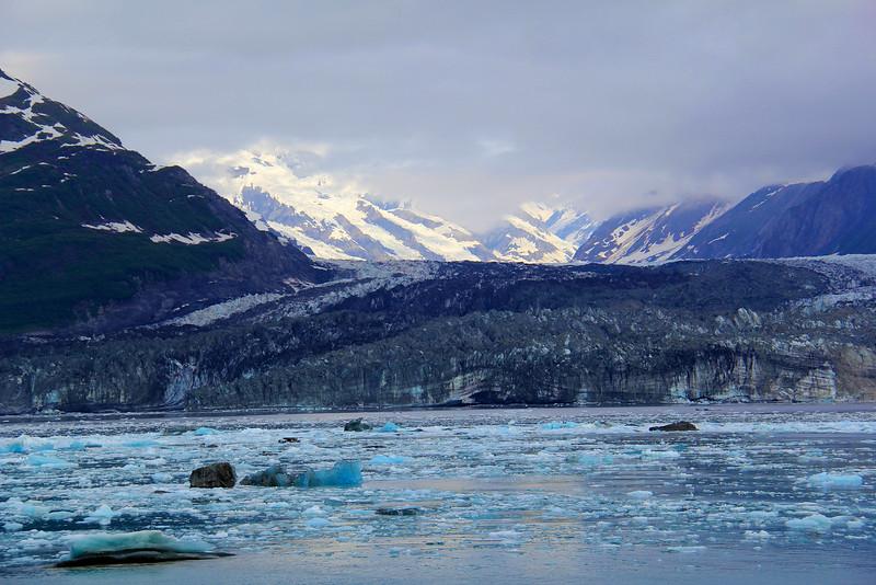 Hubbard Glacier - Glacier Bay National Park - Alaska