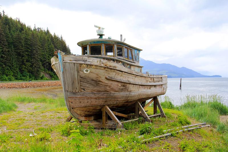 Icy Strait Point - Chicagof Island - Hoonah, Alaska