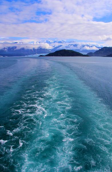 Russell Fjord - Glacier Bay National Park - Alaska