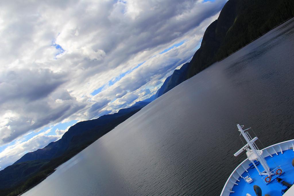 The Inside Passage - Alaskan Cruise
