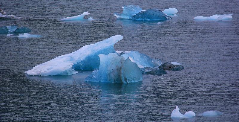 Russell Fjord - Inside Passage - Alaska