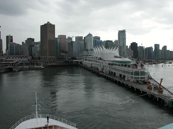 Alaskan Cruise and Land Tour 2005