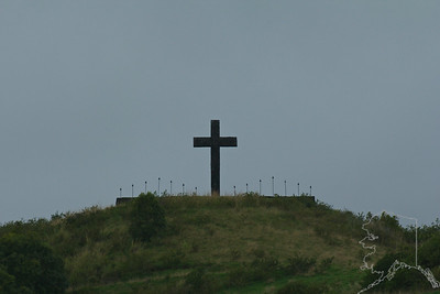 Cross at Hana.