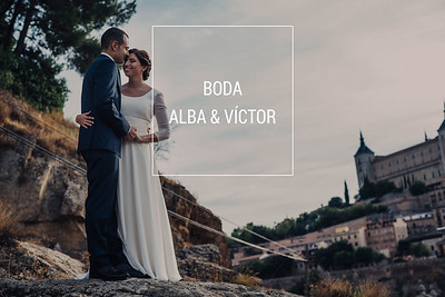 Alba & Victor