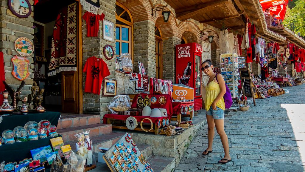 Kruja Bazaar