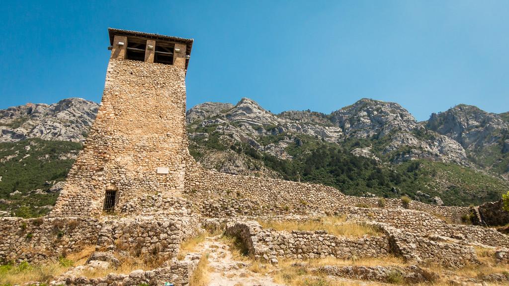 Kruja Fortress