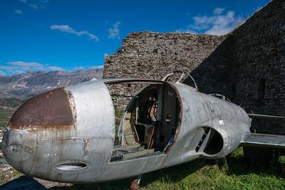 Gjirokaster war museum