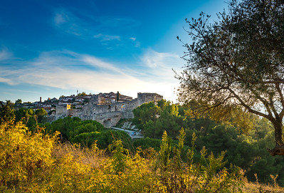 Berat Castle and castle village