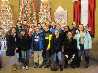 Albany Christmas Lights    +TLC+ & Altar Servers