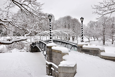 Washington Park Bridge, Washington Park, Albany NY