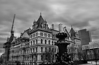 New York State Capitol Building, Albany, New York