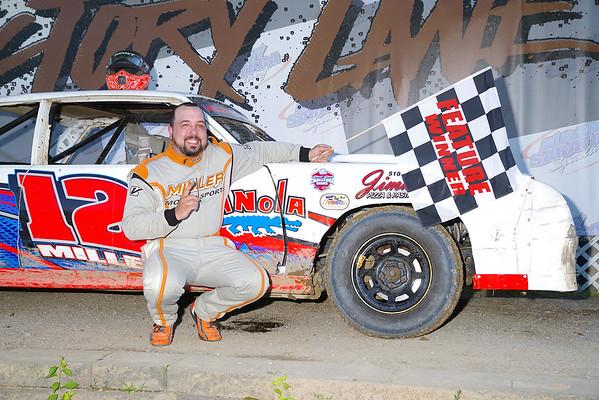 Albany-Saratoga Speedway June 15, 2018 - Kustom Keepsakes