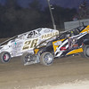 "Limited sportsman action David Boisclair #02 & Derek McGrew Jr #26 at Albany-Saratoga Speedway June 29, courtesy Kustom Keepsakes, Mark Brown and Ryan Karabin. For reprints and more,visit <a href=""https://nepart.smugmug.com"">https://nepart.smugmug.com</a>"