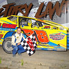 "Photos by Kustom Keepsakes Mark Brown/Ryan Karabin - Mark Hughes memorial Sportsman winner Joey Scarborough - For reprints visit <a href=""https://nepart.smugmug.com"">https://nepart.smugmug.com</a>"
