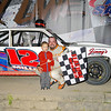 "Photos by Kustom Keepsakes Mark Brown/Ryan Karabin - Street Stock winner Randy Miller w/son #12 - For reprints visit <a href=""https://nepart.smugmug.com"">https://nepart.smugmug.com</a>"