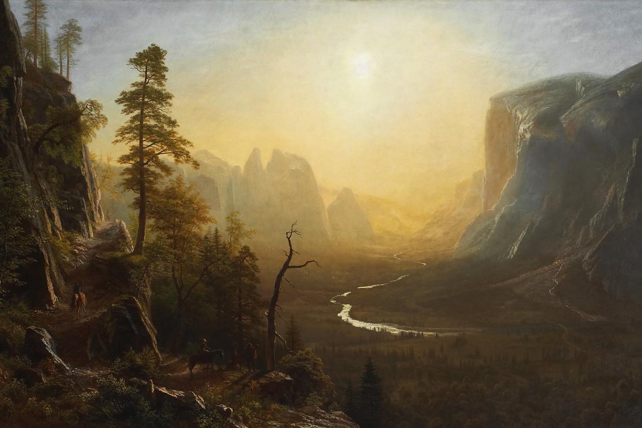 Yosemite Valley Glacier Point Trail