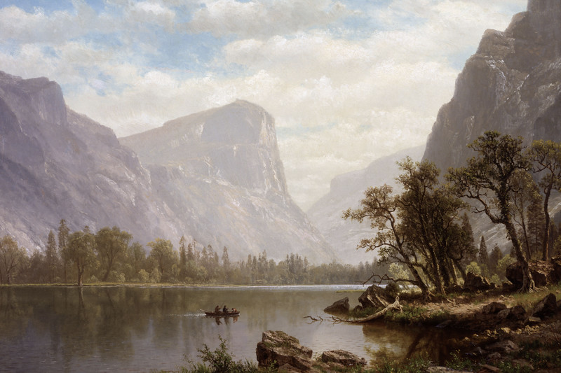 Mirror Lake Yosemite Valley