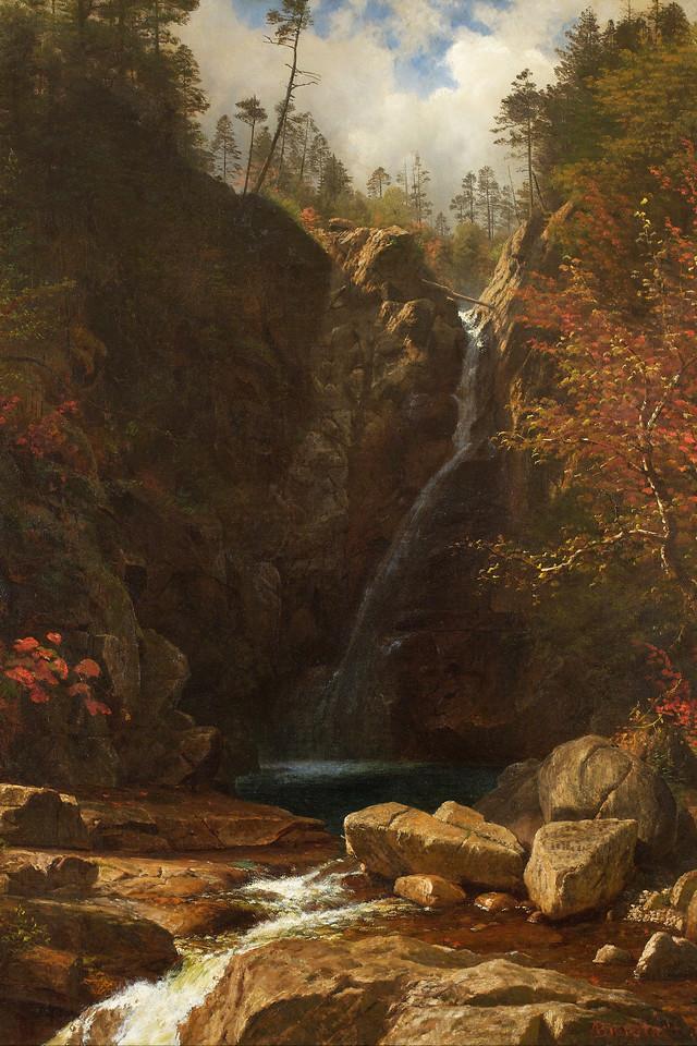 Glen Ellis Falls