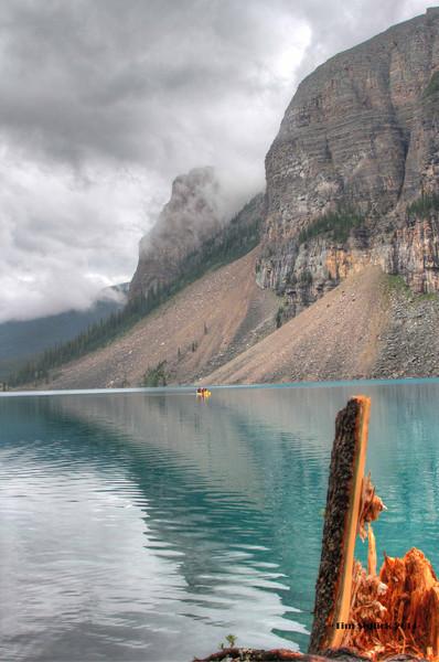 Moraine Lake,