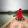 Canoe Trips, Banff National Park, Alberta, Canada