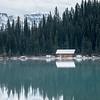 Boathouse, Alberta, Canada