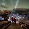 Late Night Lessons, Jasper National Park, Alberta, Canada