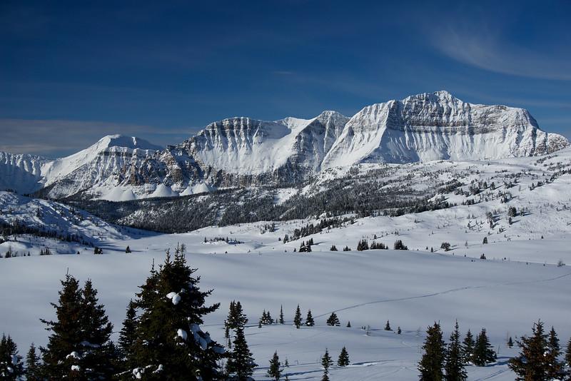 The Monarch, Sunshine Village, Banff National Park, Alberta, Canada