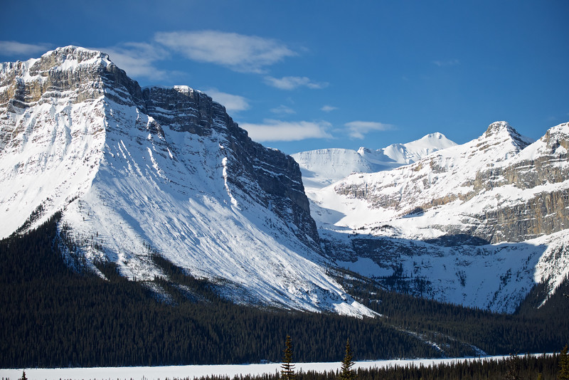 Icefield Parkway, Banff National Park, Alberta, CA