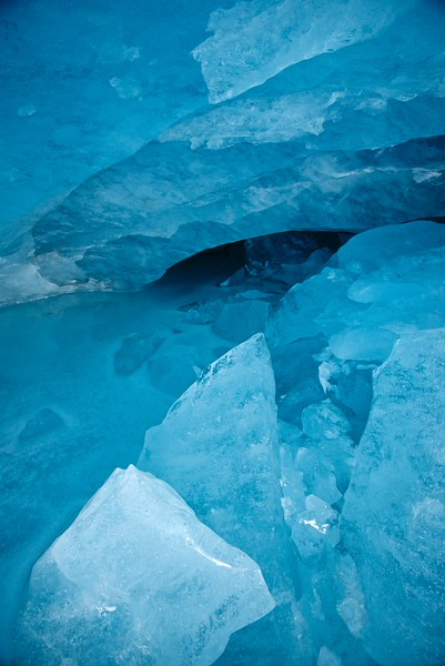 Athabasca Glacier, Icefield Parkway, Jasper National Park, Alberta, Canada