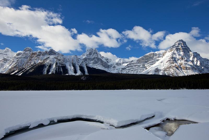 Icefield Parkway, Banff National Park, Alberta, CA