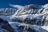 Crowfoot Glacier, Icefield Parkway, Banff National Park, Alberta, CA