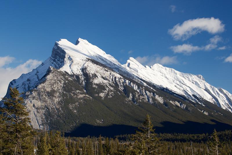 Mt. Rundle, Banff, Alberta