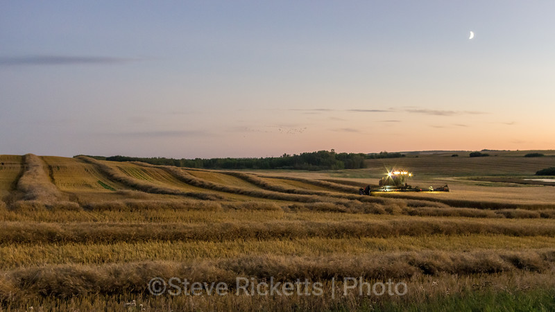 Combining by moonlight
