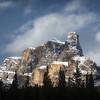Castle Mountain - majestic