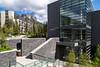 The Banff Center Inspiring Creativity Campus in Banff, Banff National Park, Alberta, Canada.