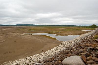 Brazeau Dam